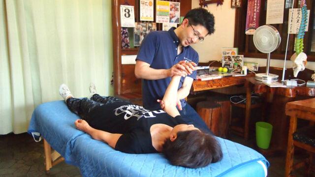 肩のサボリ筋のトレーニング