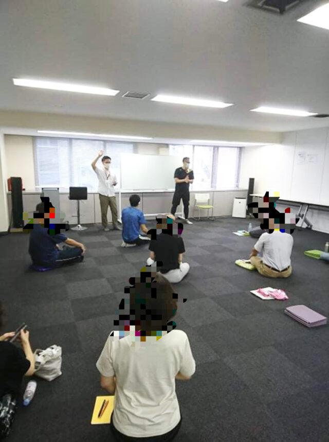 プロの先生方向けに、関節トレーニング勉強会を開催!